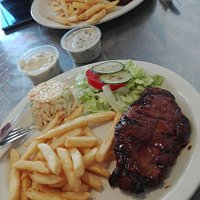 200g steak.... so tasty,filling and super affordable