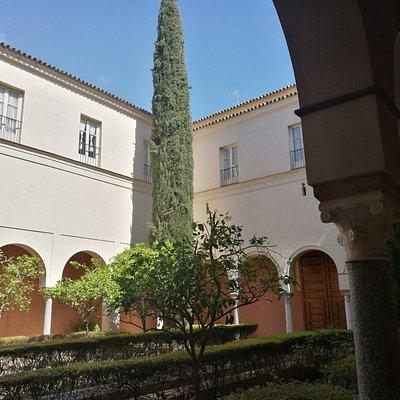 Patio del Palacio.