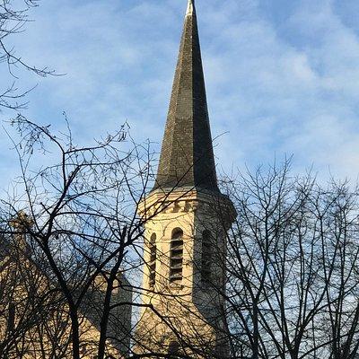 Eglise Protestante des Batignolles