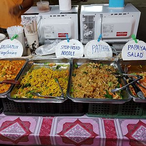 Buffet Dinner for 50 Baht