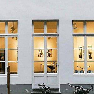 Galerie Pascal Goossens. Droits : Pierre Radisic
