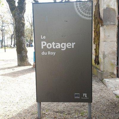 Le potager du Roy
