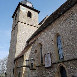 Stadtkirche St. Cyriakus