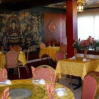 Mandarin Restaurant.