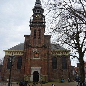 """""""Nieuwe Kerk of Sint Annakerk Haarlem 1645-1649"""""""