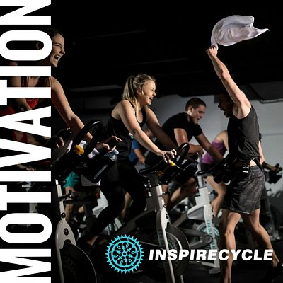 Not your standard spin class. InspireCycle.