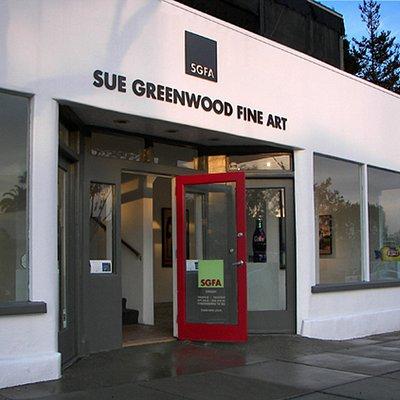 Sue Greenwood Fine Art Gallery - 330 North Coast Highway Laguna Beach, CA 92651