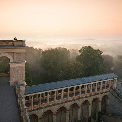 Ostturm Belvedere, (c) SPSG, Foto: Leo Seidel