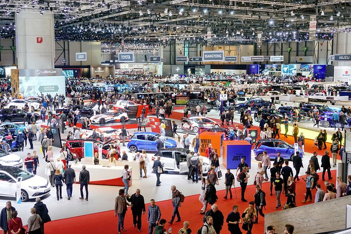 Autosalon Genf 2018