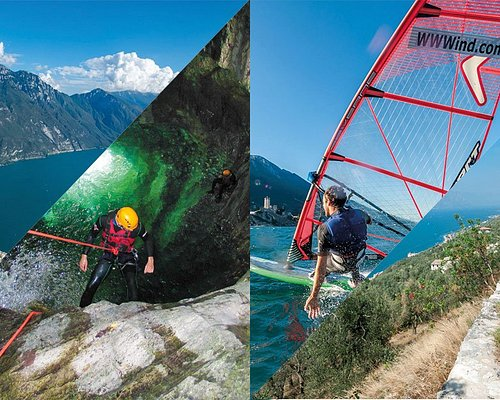 Mountain and water sports available in one place even on the same day, can you imagine?