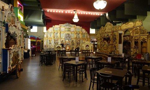 """""""Draaiorgelmuseum Haarlem;alleen open zondag 12-18uur"""""""