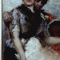 Opera di Egisto Lancerotto della Pinacoteca