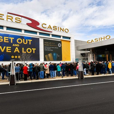 Rivers Casino - Opening Day