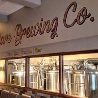 Inside Lock 13 Brewpub, where you can see the Bespoke Kildare Brewing Company 1,000 litre Brewho