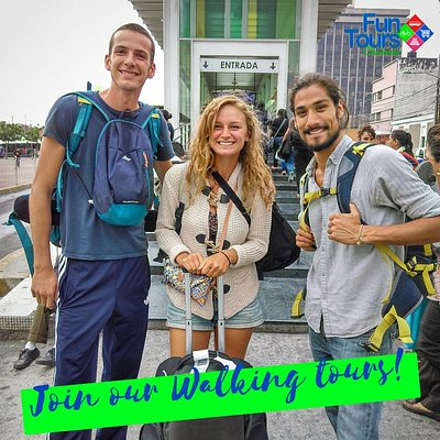 Try our Walking Tours in Guatemala City, is the best way to explore the biggest city in town,