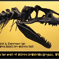 Visit Big Al's Wild West and explore Big Horn Basin's Jurassic World and the geological wonders.....