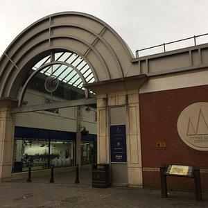 Thee Spires Shopping Centre Lichfield