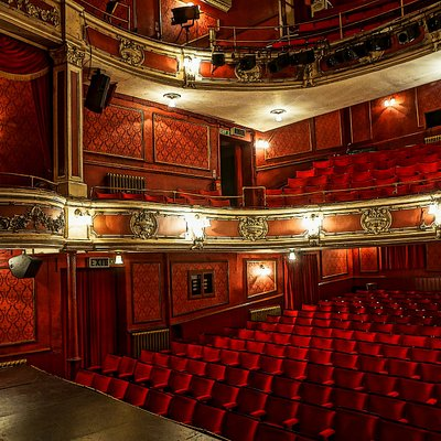 Our theatre dates back 125 years.