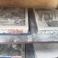 Printing tablets