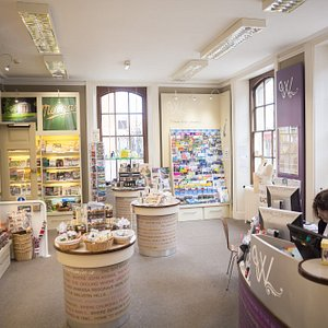 Worcester Tourist Information Shop