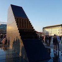 Pomnik Smolenski, newly created