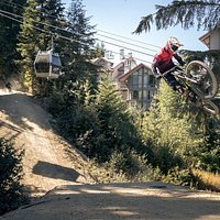 Whistler Mountain Bike Park - Photo: Robin O'Neill