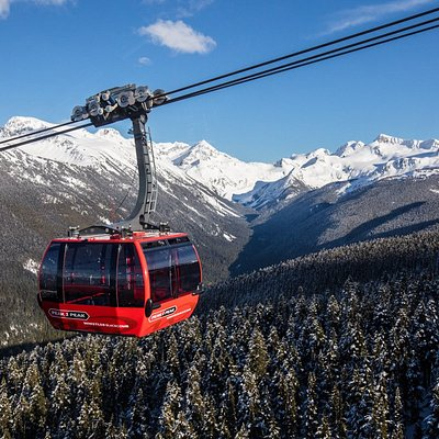 Peak 2 Peak Gondola - Photo: Mitch Winton