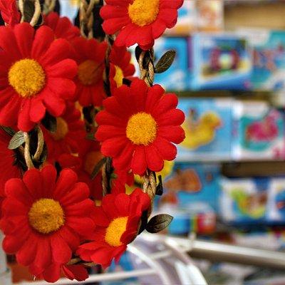 Flower bands