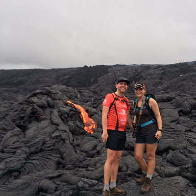 Recent adventure in Hawai'i Volcano National Park:)