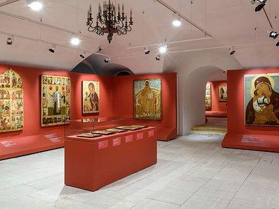 Постоянная экспозиция Музея имени Андрея Рублева