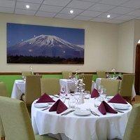 New renovated Restaurant