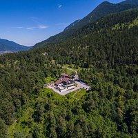 Mitten in der Natur und 7 Minuten nach Garmisch-Partenkirchen