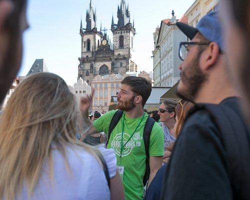 Tour Gratis de Praga