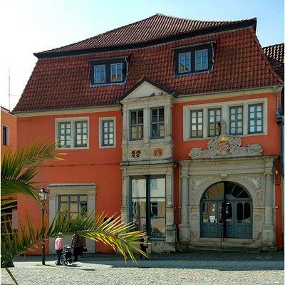 Heimatmuseum - ehemaliges fürstliches Gymnasium