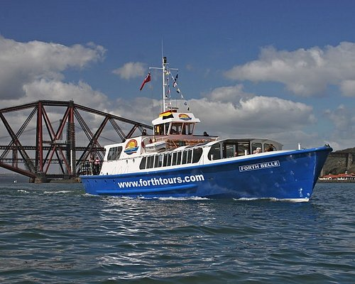Forth Boat Tours and the UNESCO World Heritage Forth Bridge