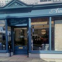 Audela's new site at 64-66 Bridge Street, Berwickupon-Tweed