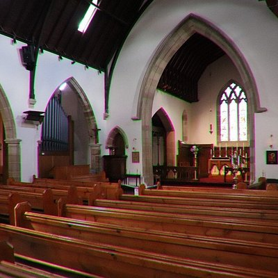 Inside the The Anglican Parish of All Saints South Hobart