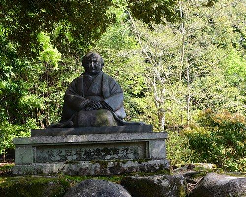 The statue of Tsuzaki Muraokanostsubone