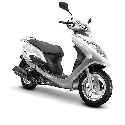125 cc 4 Stroke 2 Seats