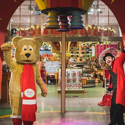 Welcome to the Finest Toy Shop in the World