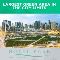 Largest Green Area in the City Limits