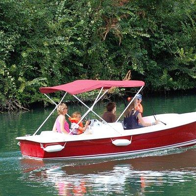 Une ballade en famille sur la rivière de Crach?