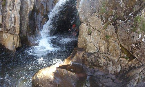 Cascata Canyoning