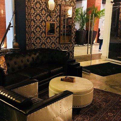 Hard Rock Hotel & Casino Punta Cana Lobby!!!