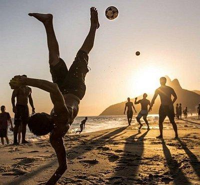 Esprit sportif, Rio vous séduira par sa jeunesse et sa vitalité, Allons à la rencontre des cario