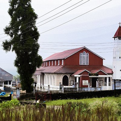 First Presbyterian church in meghalaya-india