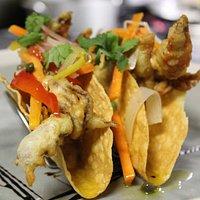 Softshell Crab Tacos