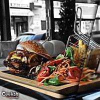 Hamburger aşkı