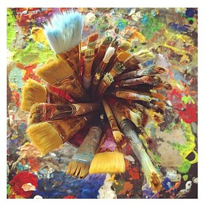 Liberate your inner artist!