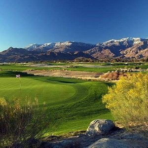 Considered one of most scenic golf courses in the entire Palm Springs area.